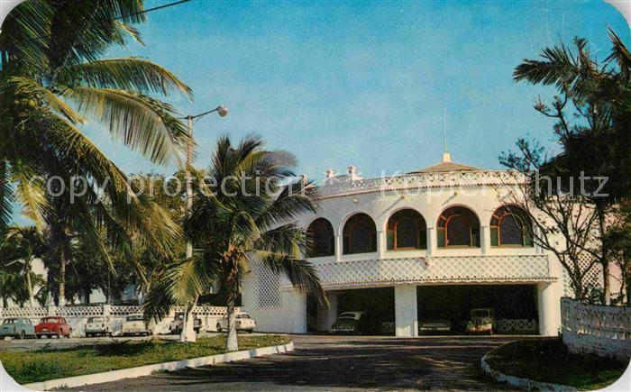 AK / Ansichtskarte Veracruz Hotel Mocambo Kat. Veracruz