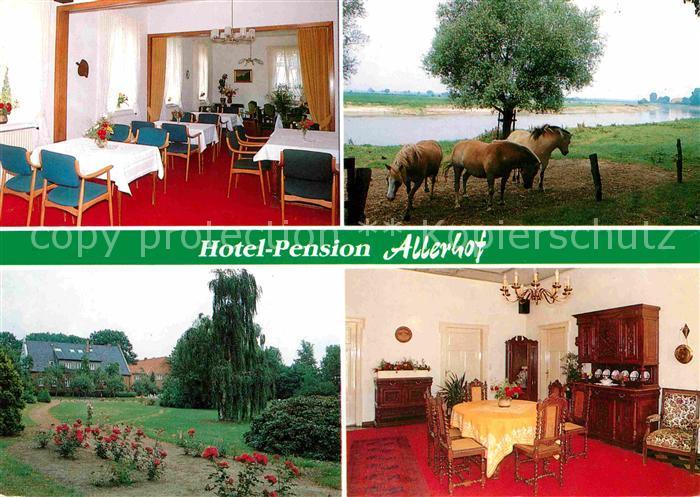 Hotel Pension Allerhof Rethem