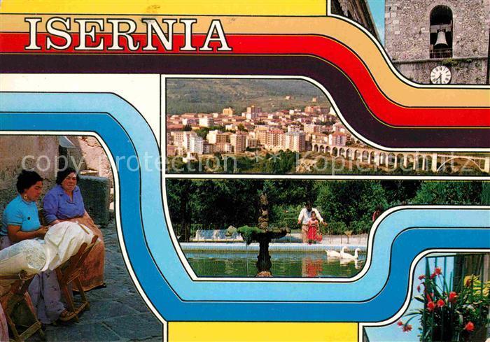 AK / Ansichtskarte Isernia