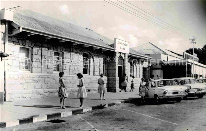AK / Ansichtskarte Fort Victoria Standard Bank