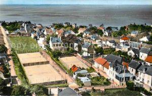 AK / Ansichtskarte Saint Pair sur Mer Croix Millet Les Tennis  Kat. Saint Pair sur Mer