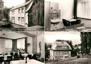 AK / Ansichtskarte Reudnitz Mohlsdorf Haus der Landeskirchlichen Gemeindschaft  Kat. Mohlsdorf