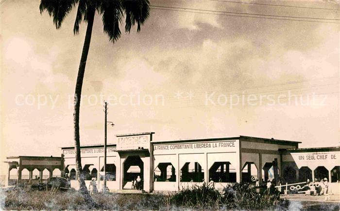 AK / Ansichtskarte Libreville Markt Kat. Libreville