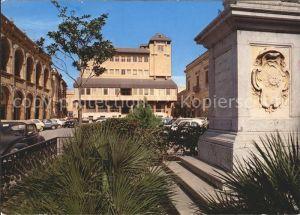 AK / Ansichtskarte Mazara del Vallo Piazza del Municipio