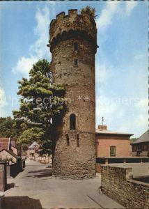 AK / Ansichtskarte Obernburg Main Runder Turm  Kat. Obernburg a.Main