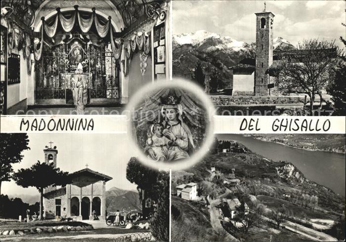 AK / Ansichtskarte Madonna di Campiglio Santuario Madonna del Ghisallo Kat.