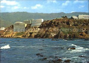 AK / Ansichtskarte Puerto de la Cruz Costa y Hoteles de Martianez Kat. Puerto de la Cruz Tenerife