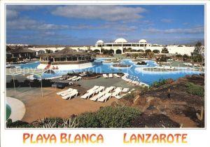 AK / Ansichtskarte Playa Blanca Hotel Corbeta Swimming Pool