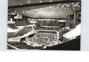 AK / Ansichtskarte Berlin Neue Philharmonie Konzertsaal Kat. Berlin