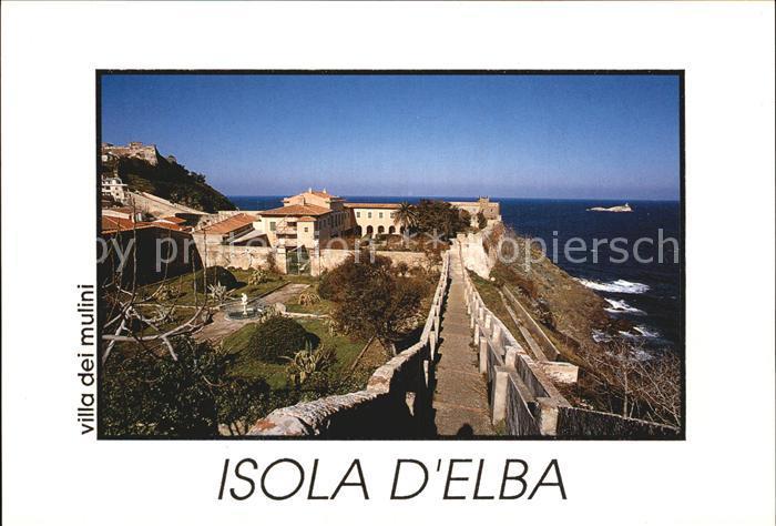 AK / Ansichtskarte Isola d Elba Villa dei Mulini Kat. Italien