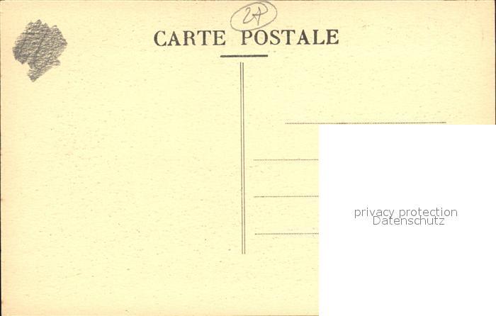 AK / Ansichtskarte Verneuil sur Avre Maison a tourelle Dessin Kuenstlerkarte Kat. Verneuil sur Avre 1