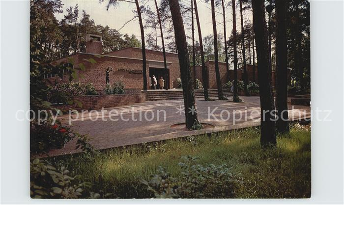 AK / Ansichtskarte Worpswede Ludwig Roselius Museum fuer Fruehgeschichte Kat. Worpswede
