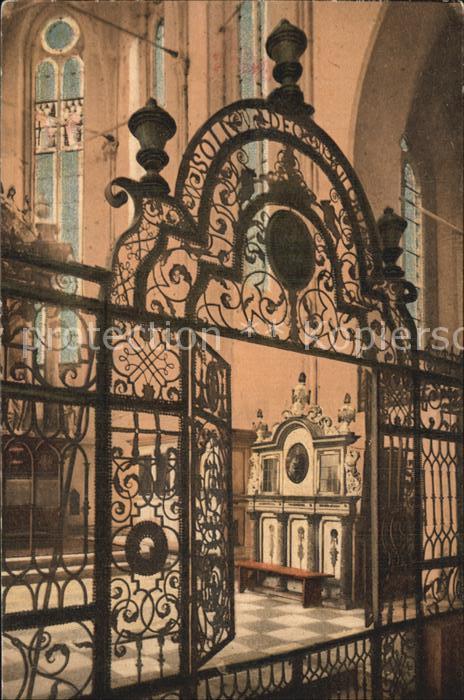 AK / Ansichtskarte Preetz Klosterkirche Kat. Preetz