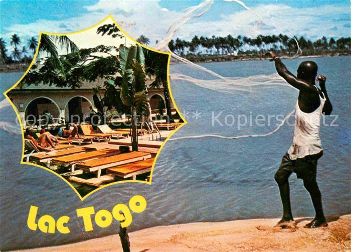 AK / Ansichtskarte Togo Hotel de Lac Togo Agbodrafo Kat. Togo