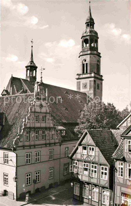 AK / Ansichtskarte Celle Niedersachsen Stadtkirche Kat. Celle
