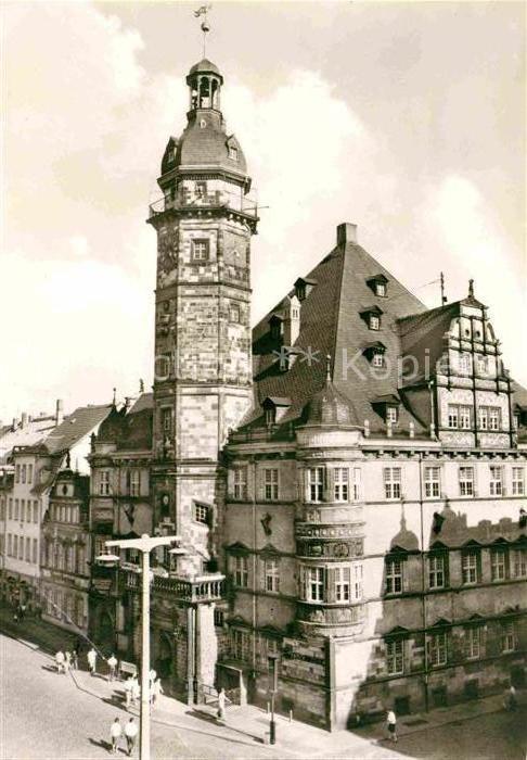 AK / Ansichtskarte Altenburg Thueringen Rathaus Kat. Altenburg