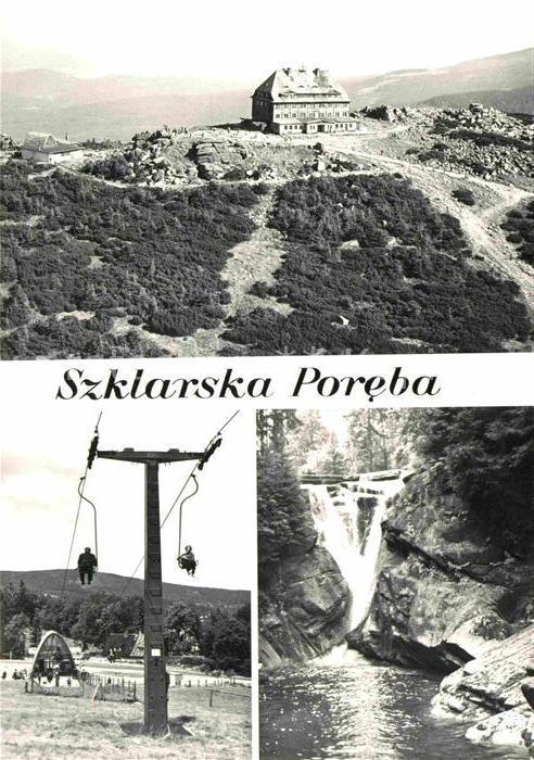 AK / Ansichtskarte Szklarska Poreba Schreiberhau