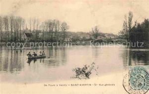 AK / Ansichtskarte Saint Avertin Boot  Kat. Saint Avertin