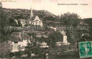 AK / Ansichtskarte Bligny sur Ouche Eglise  Kat. Bligny sur Ouche