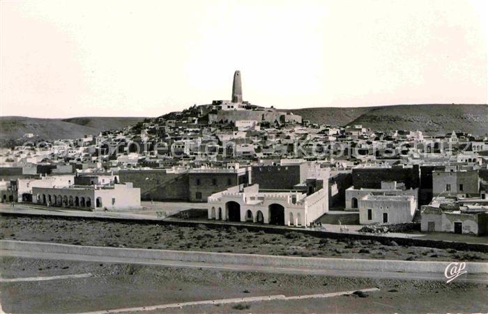 AK / Ansichtskarte Ghardaia Panorama Kat. Algerien