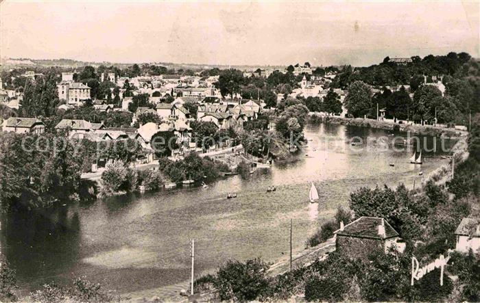 AK / Ansichtskarte Perreux sur Marne Le Panorama Kat. Le Perreux sur Marne