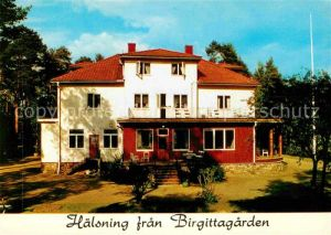 AK / Ansichtskarte Falun Dalarnas Lan Birgittagarden Uddnaes Kat. Falun