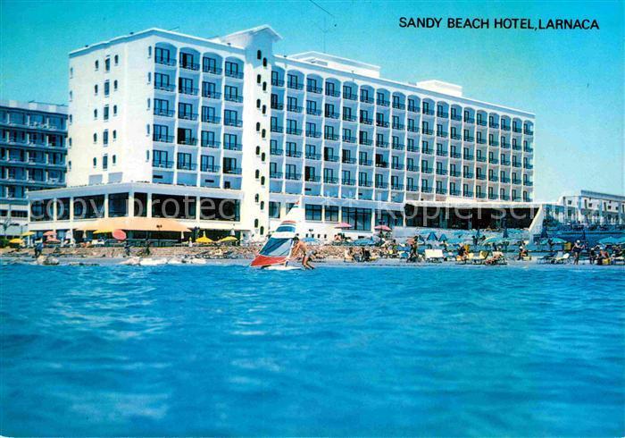 AK / Ansichtskarte Larnaca Sandy Beach Hotel Kat. Larnaca Cyprus
