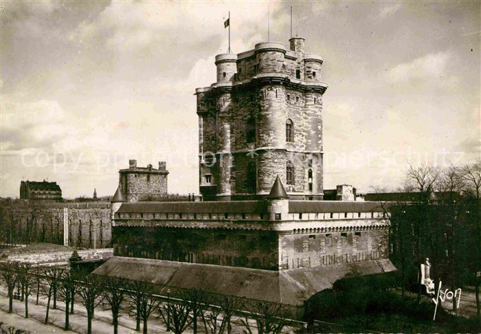 AK / Ansichtskarte Vincennes Fort et le Donjon  Kat. Vincennes