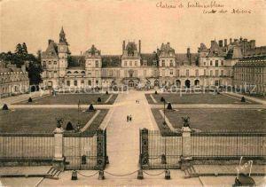AK / Ansichtskarte Fontainebleau Seine et Marne Le Palais  Kat. Fontainebleau