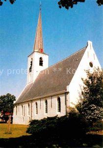AK / Ansichtskarte Noordwijkerhout Witte Kerk