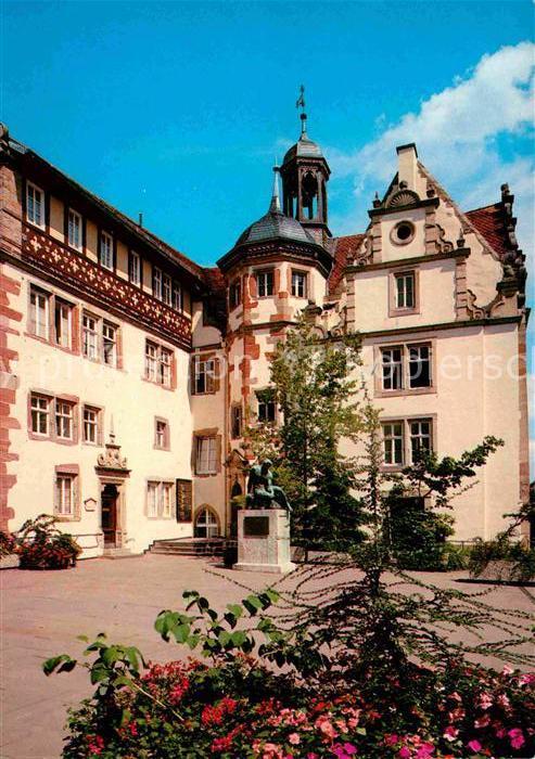 AK / Ansichtskarte Bad Hersfeld Rathaus Kat. Bad Hersfeld
