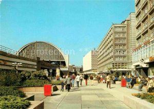 AK / Ansichtskarte Berlin Am Bahnhof Alexanderplatz Hauptstadt der DDR Kat. Berlin