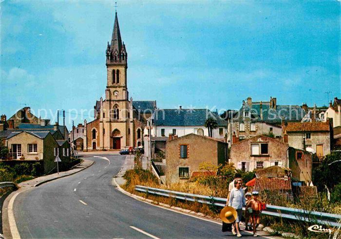 AK / Ansichtskarte Oudon Eglise Place St Martin Kat. Oudon