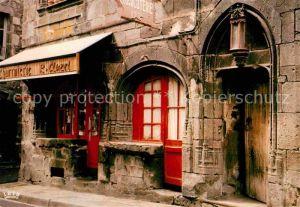 AK / Ansichtskarte Besse en Chandesse Vieilles boucheries