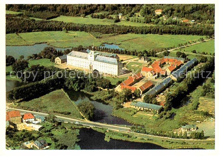 AK / Ansichtskarte Schleswig Holstein Schloss Gottorf aus Luftbildatlas Schleswig Holstein Heimatbund Kat. Schleswig
