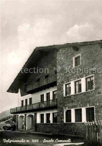 AK / Ansichtskarte Valgrisenche Scuole Comunali Schule