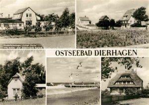 AK / Ansichtskarte Dierhagen Ostseebad Kinderferienlager Junge Garde  Kat. Dierhagen Ostseebad
