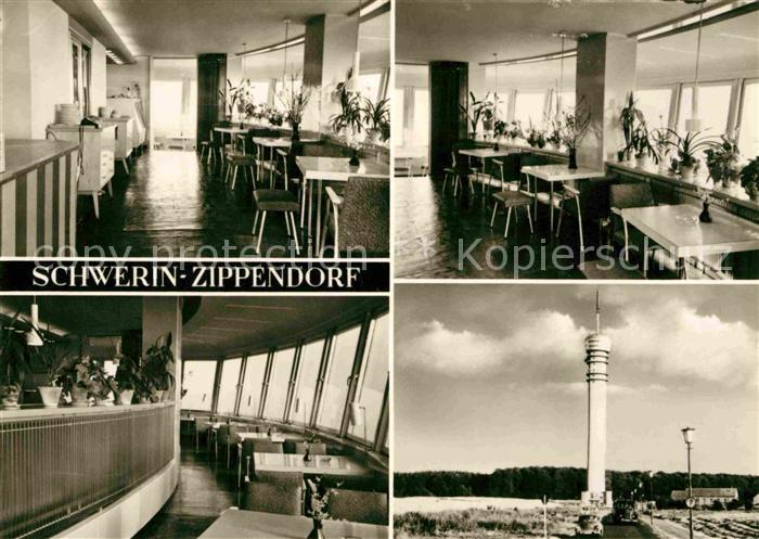 Restaurant Fernsehturm Schwerin