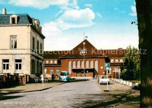 AK / Ansichtskarte Bramsche Hase Bahnhof Kat. Bramsche