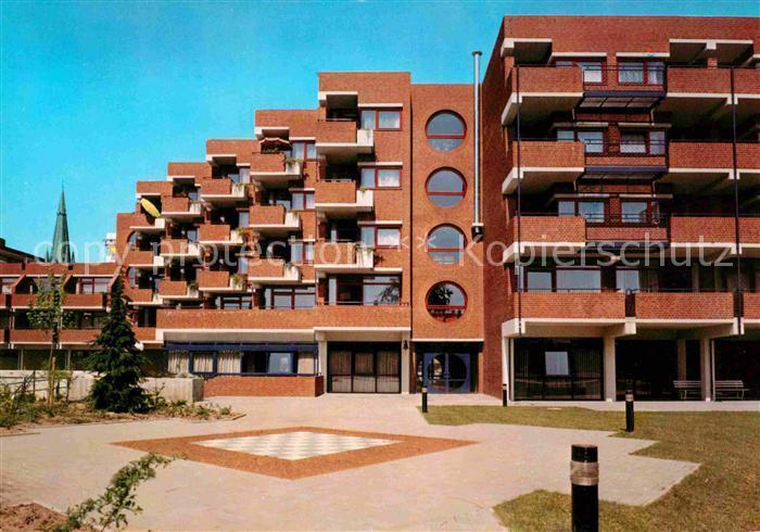 AK / Ansichtskarte Emsdetten Altemwohnheim Kat. Emsdetten