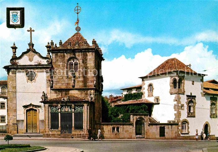 AK / Ansichtskarte Braga Igreja de Sao Joao do Souto Kirche Kat. Braga