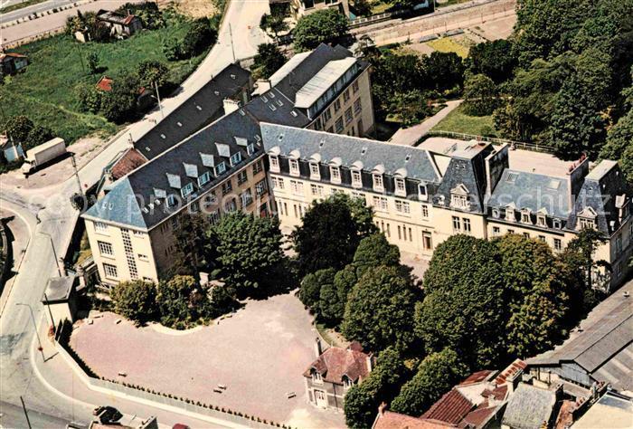 AK / Ansichtskarte Caen Institution Saint Pierre Fliegeraufnahme Kat. Caen