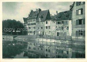 AK / Ansichtskarte Strassburg Elsass Das