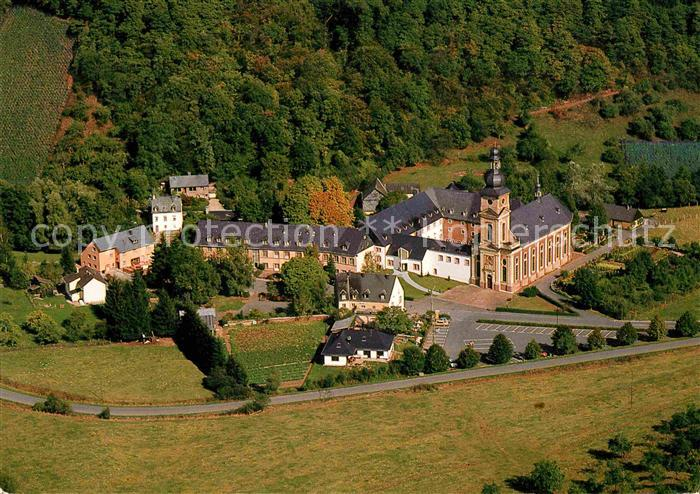 AK / Ansichtskarte Bengel Fliegeraufnahme Karmelitenkloster Springiersbach Kat. Bengel