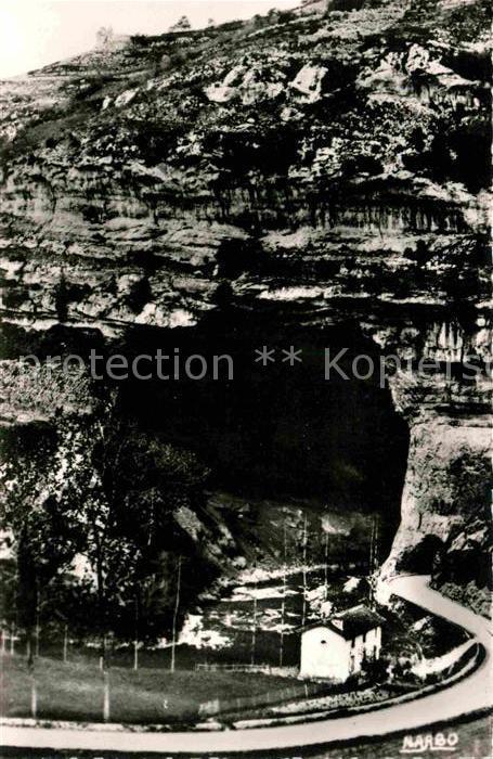 AK / Ansichtskarte Le Mas d Azil Grotte Cote Saint Girons Kat. Le Mas d Azil