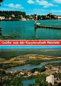 AK / Ansichtskarte Reinfeld Holstein Karpfenstadt Kat. Reinfeld (Holstein)