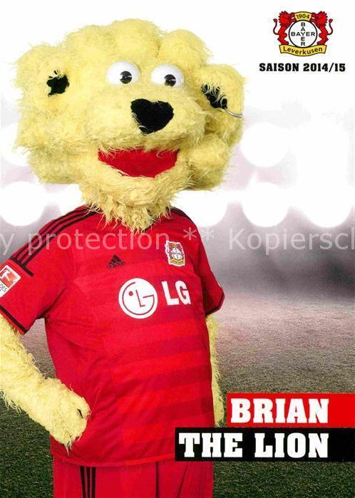 Maskottchen Leverkusen