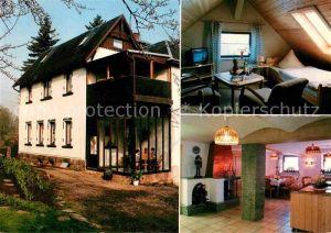 AK / Ansichtskarte Neustaedtel Sachsen Pension Haus 3 Tannen