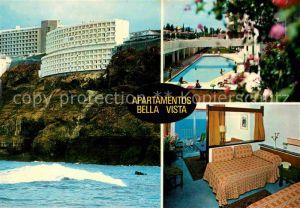 AK / Ansichtskarte Puerto de la Cruz Apartment Bella Vista Kat. Puerto de la Cruz Tenerife