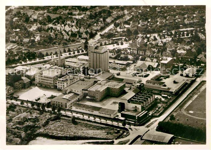 AK / Ansichtskarte Heilbronn Neckar Fliegeraufnahme Werksanalgen der C.H. Knorr A.G. Kat. Heilbronn